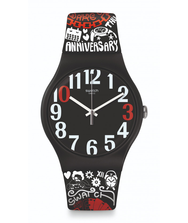 SWATCH 30 AND TICKING