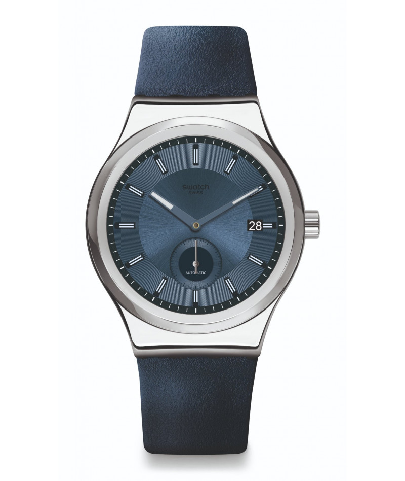 SWATCH PETITE SECONDE BLUE