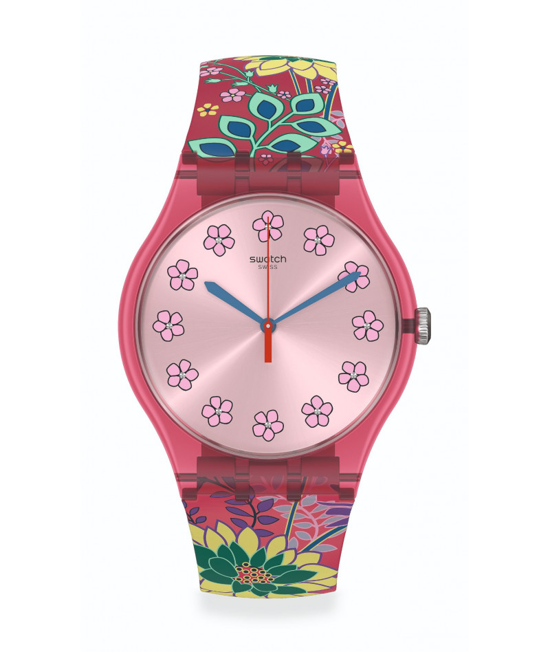 SWATCH DHABISCUS