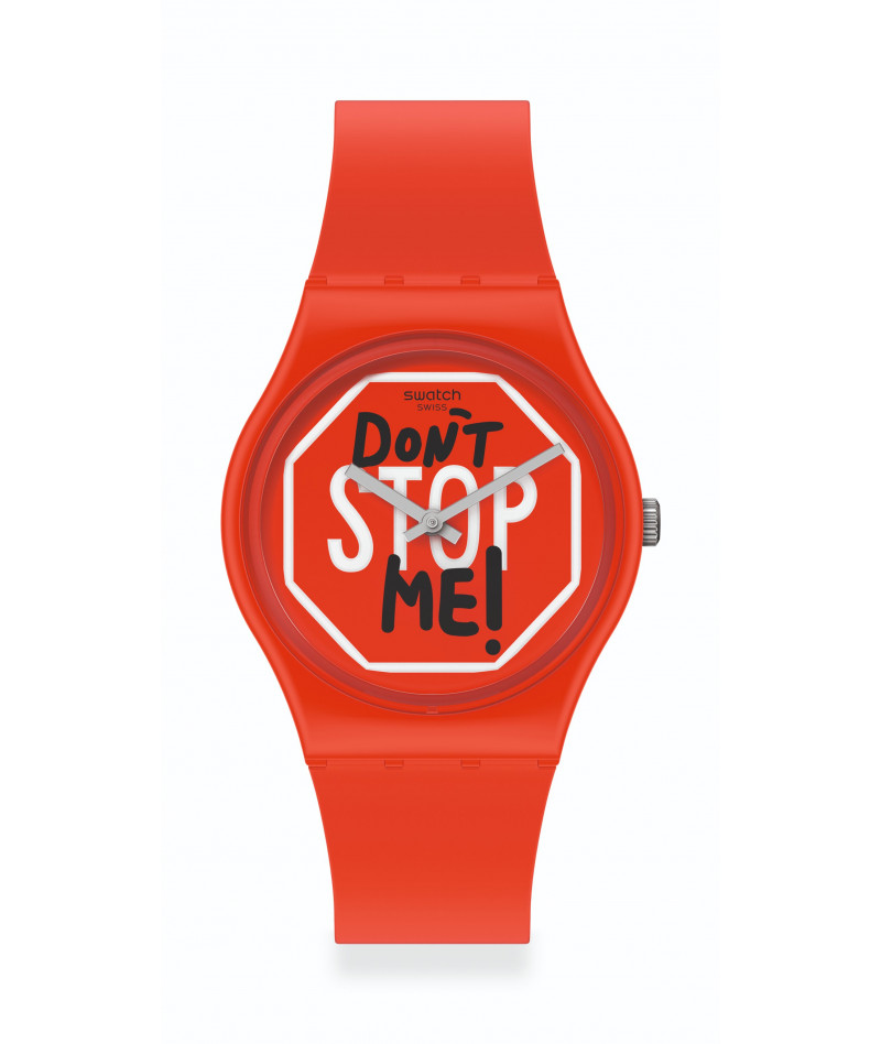 SWATCH DON'T STOP ME !