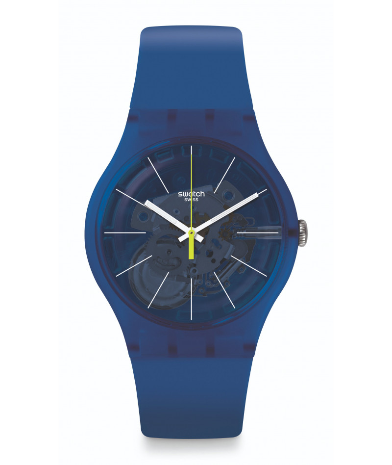 SWATCH BLUE SIRUP