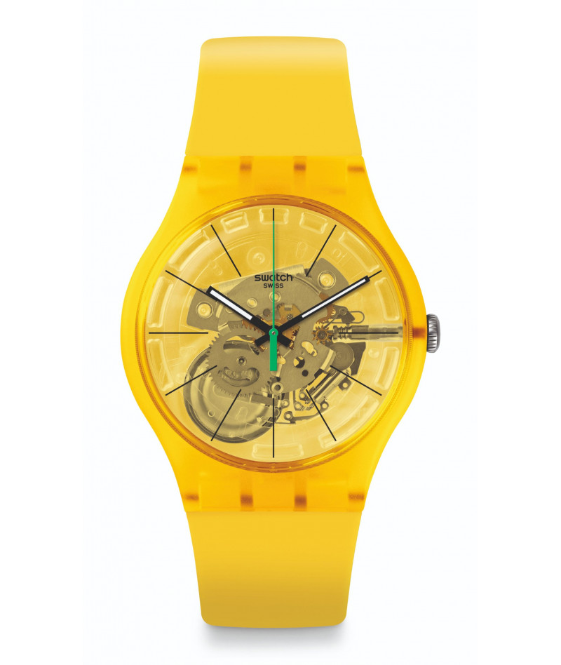 SWATCH BIO LEMON