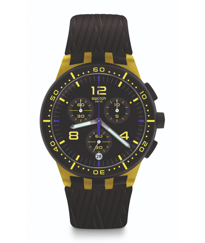 SWATCH YELLOW TIRE